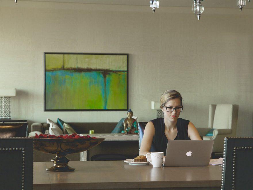 ข้อดีของการทำงานใน home office