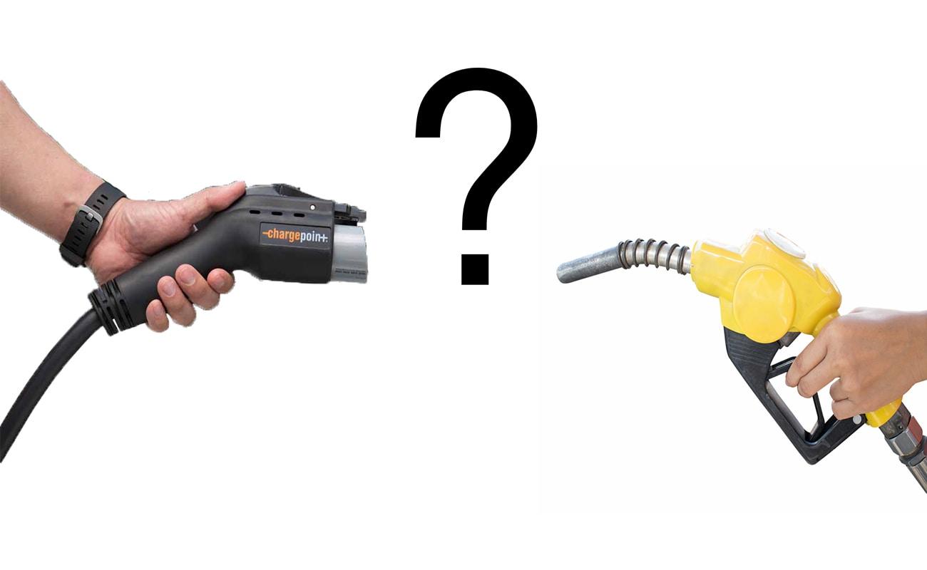 ข้อเสียของรถยนต์ไฟฟ้า